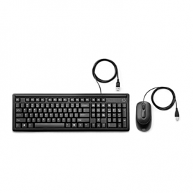HP Wired Keyboard and mouse 160 FR